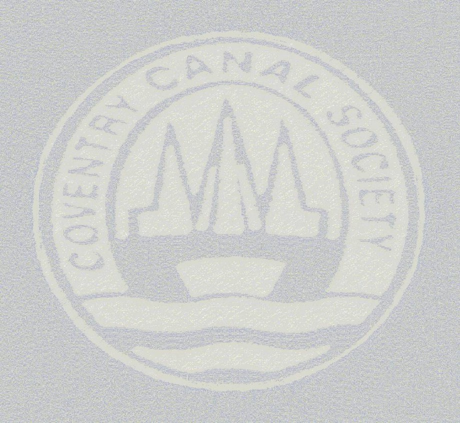 Coventry Canal Society logo.