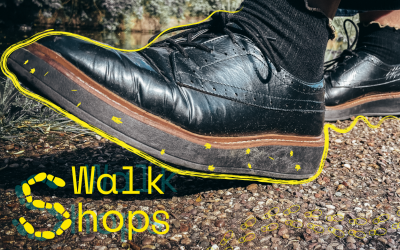 Walkshops – App-enabled waterside wandering in Coventry and Sao Paulo